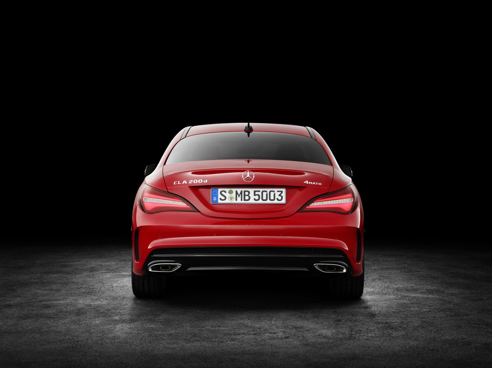Mercedes-Benz CLA 2016 (1/15) Mercedes Benz