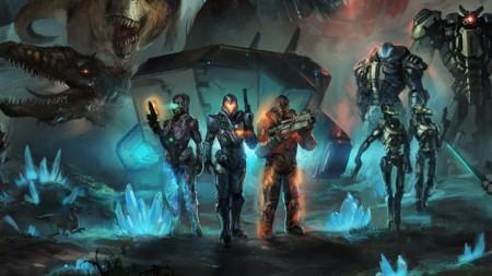 Probamos Guardians of Orion: dinosaurios, tecnología punta y mucha acción cooperativa
