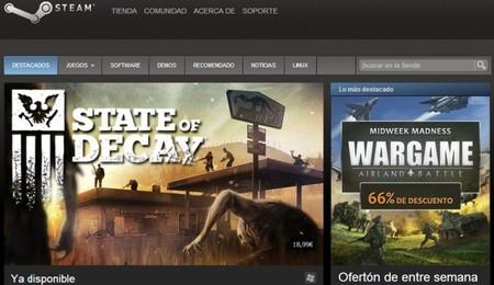 Steam da un paso más hacia las descargas en segundo plano mientras jugamos