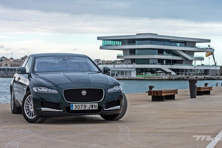Jaguar Xf 2017 Prueba 036