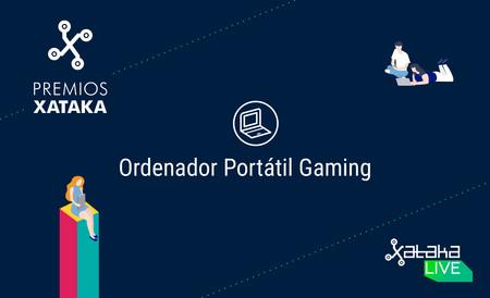 Mejor portátil gaming: vota en los Premios Xataka 2018