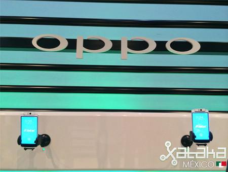 Oppo llega a México, todas las claves