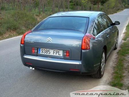 Citroën C6 2.7 V6 HDi, prueba (parte 4)