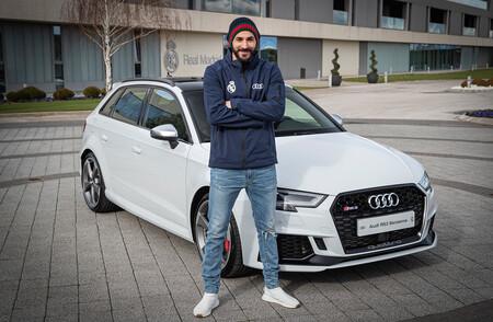 Los Audi de los jugadores del Real Madrid de la temporada pasada, a la venta