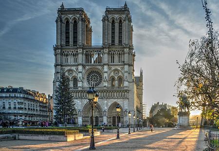 Catedral De Notre Dame Imagenes Antes Del Incendio 15 De Abril 12