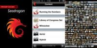 Seadragon Mobile: Microsoft lanza su primera aplicación para el iPhone