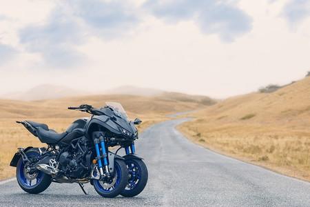 ¡Será mejor que te agarres! Llega la Yamaha Niken, una moto revolucionaria con tres ruedas y ADN de MT-09