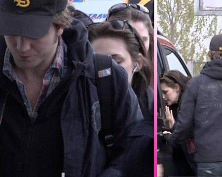 Confirmado, Kristen Stewart celebró su cumpleaños con Robert Pattinson en Hungría