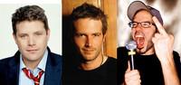 Sean Astin, Michael Vartan y David Cross en la comedia indie 'Demoted'