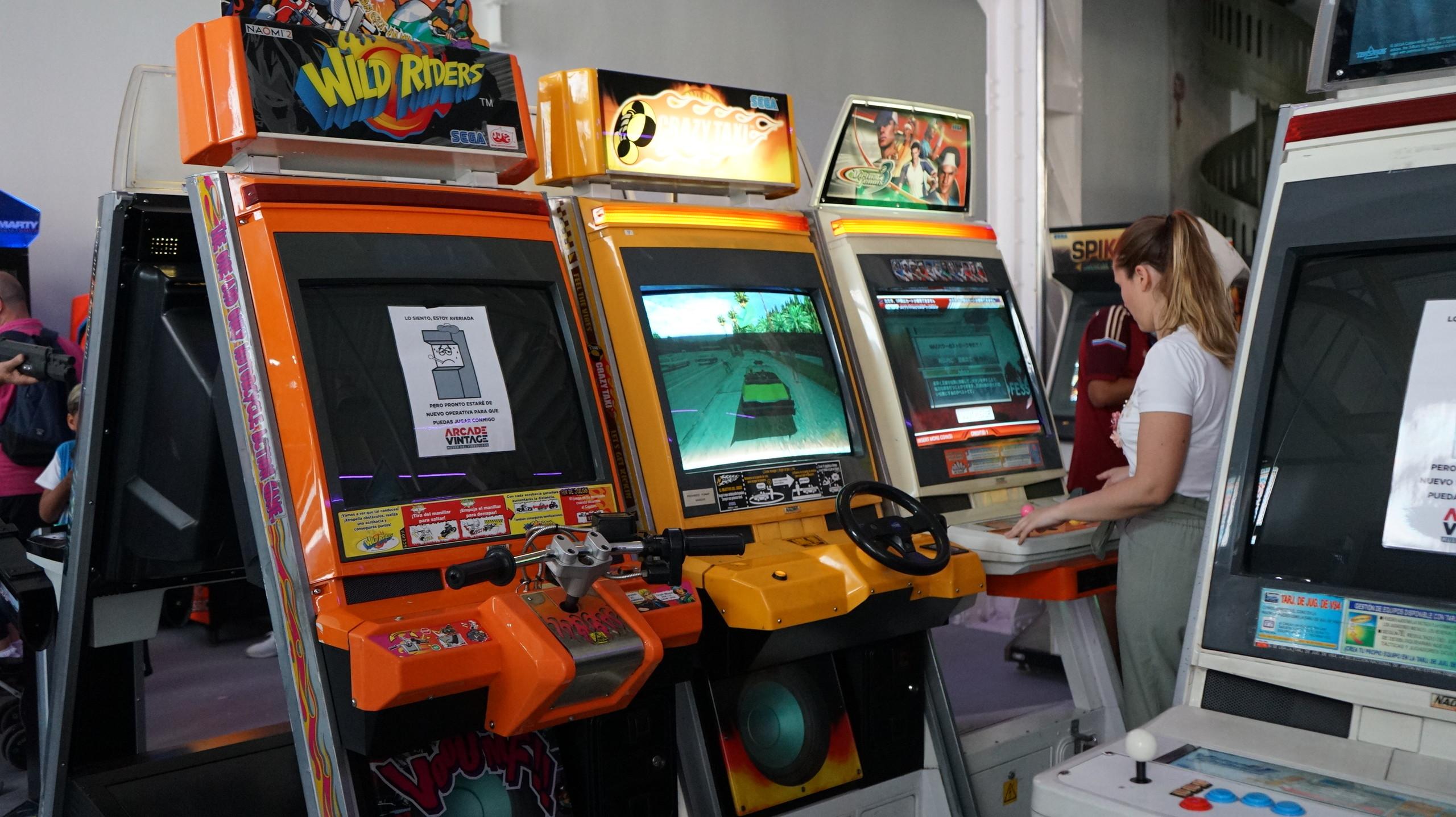 Foto de Galería videojuegos (2/13)