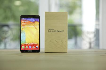 Samsung Galaxy Note 3 llega a las cinco millones de unidades distribuidas en un mes