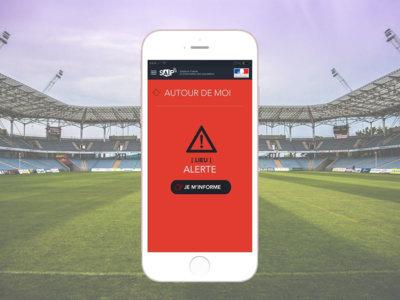 El gobierno francés lanza SAIP, una app para avisar de atentados durante la Euro 2016