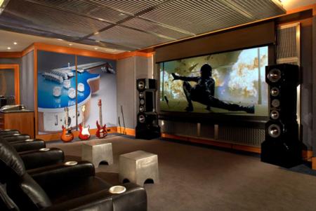 Cómo mejorar la acústica de tu salón de forma sencilla y económica