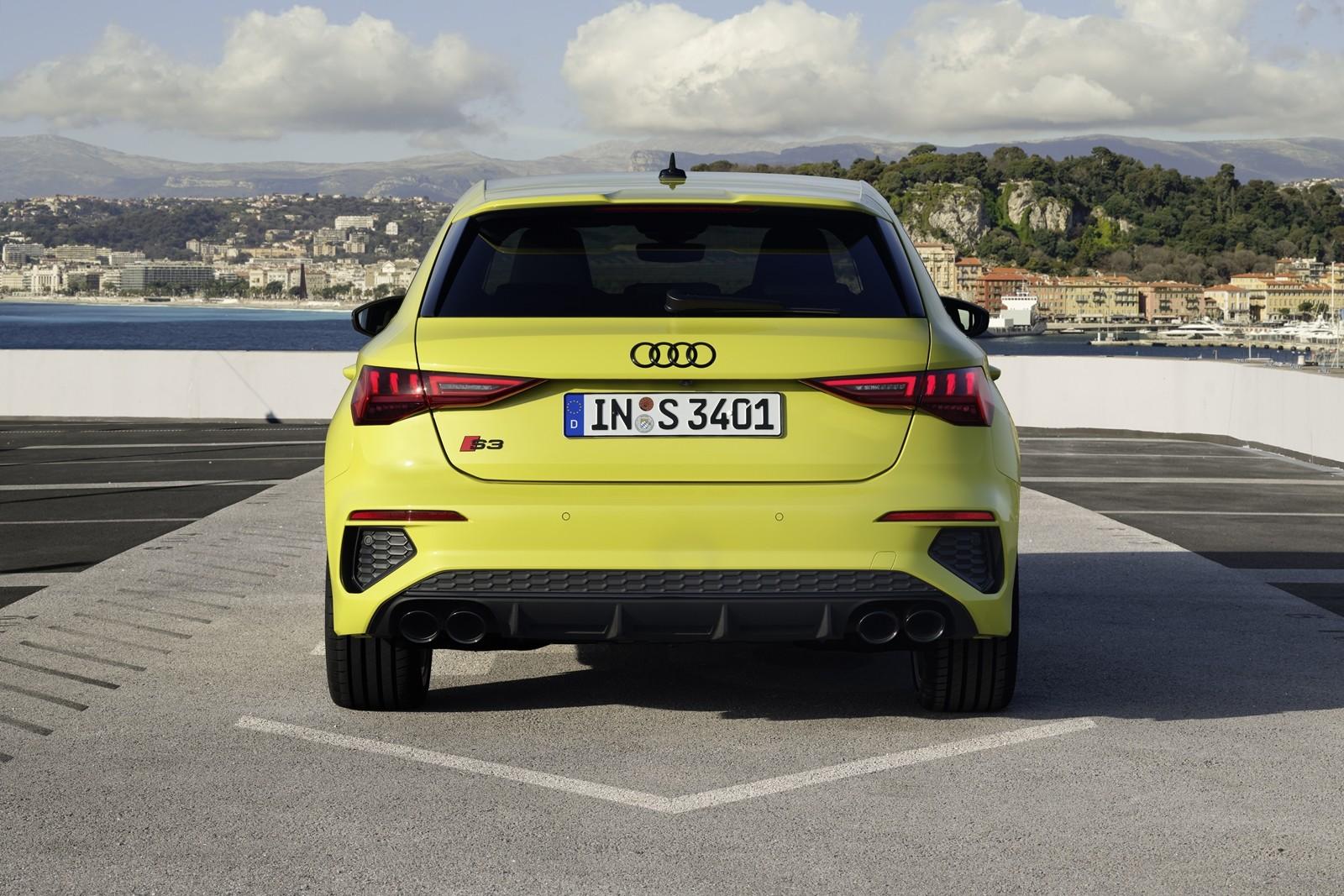 Foto de Audi S3 2020 (21/54)
