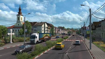 Los viajes en Euro Truck Simulator 2 y American Truck Simulator no serán tan solitarios gracias al modo multijugador para sus carreteras