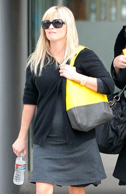 Va a ser que lo de Reese Witherspoon sí es un embarazo...