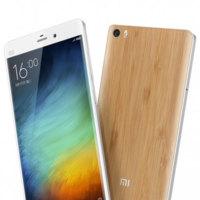 Más bambú para los smartphones, ahora es el turno del Xiaomi Mi Note
