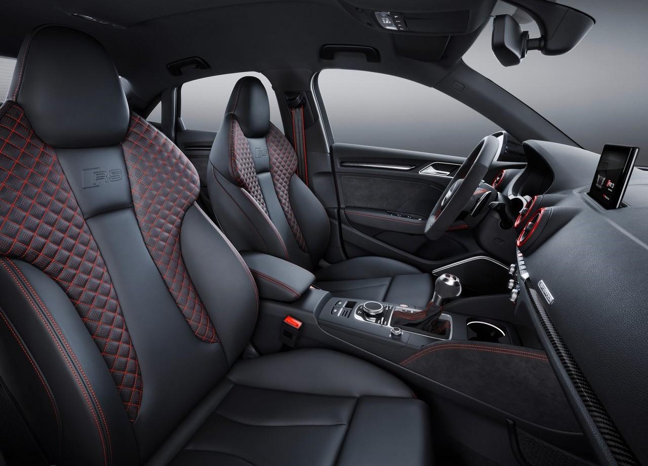 Foto de Audi RS3 Sedán (15/16)