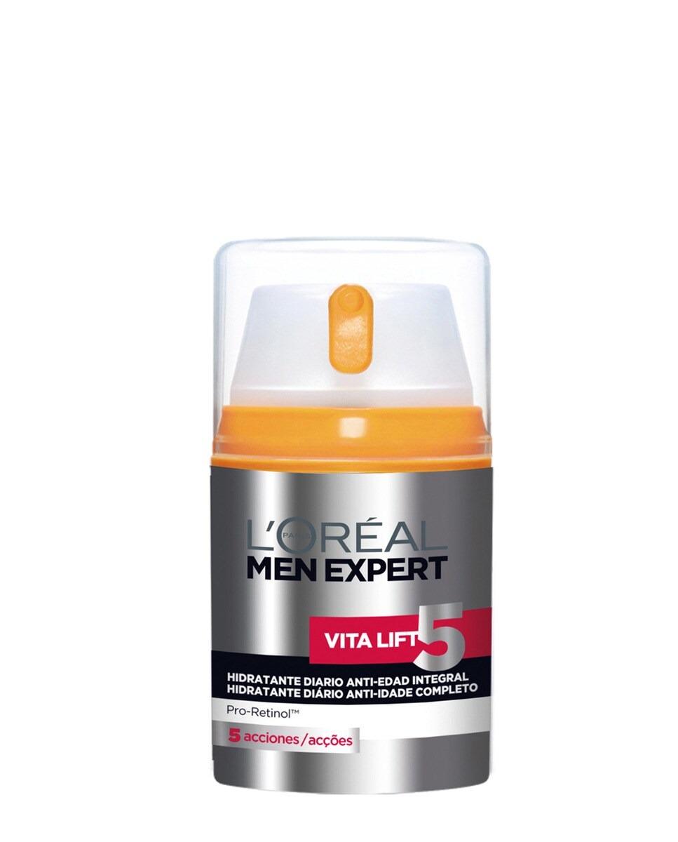 Crema Hidratante Anti-Edad Integral Vita Lift 5 L'Oréal Men Expert