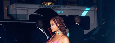 Maniquíes que van de la XS a la XL: Rihanna vuelve a demostrar que Fenty es para todo tipo de cuerpos