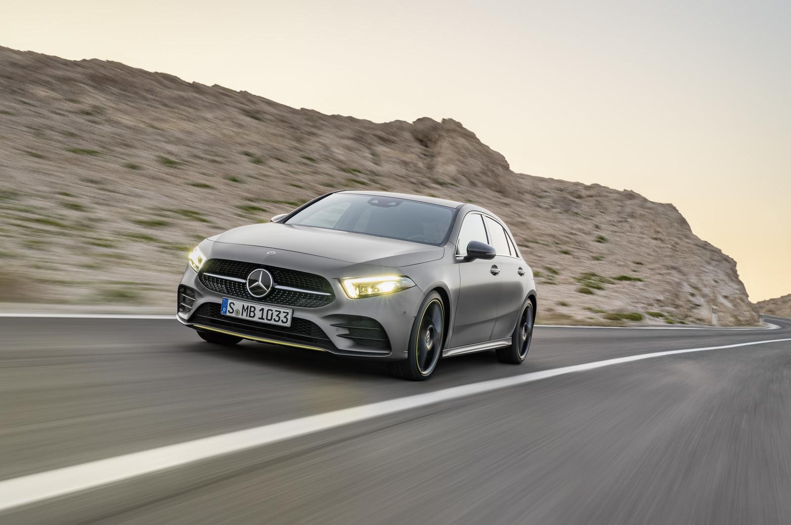 Foto de Mercedes-Benz Clase A 2018 (48/139)