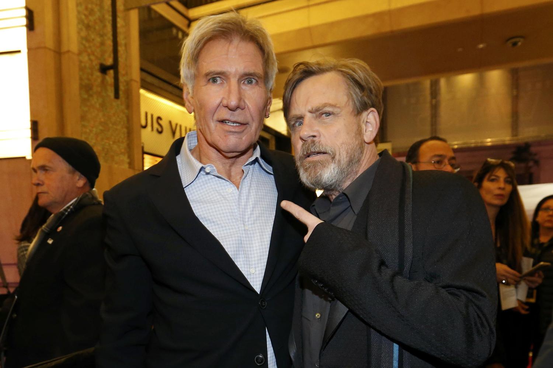 Foto de 'Star Wars: El despertar de la fuerza', fotos de la premiere mundial (6/28)