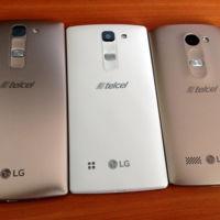 Hemos probado los smartphones de gama media 2015 de LG: Spirit, Leon y Magna
