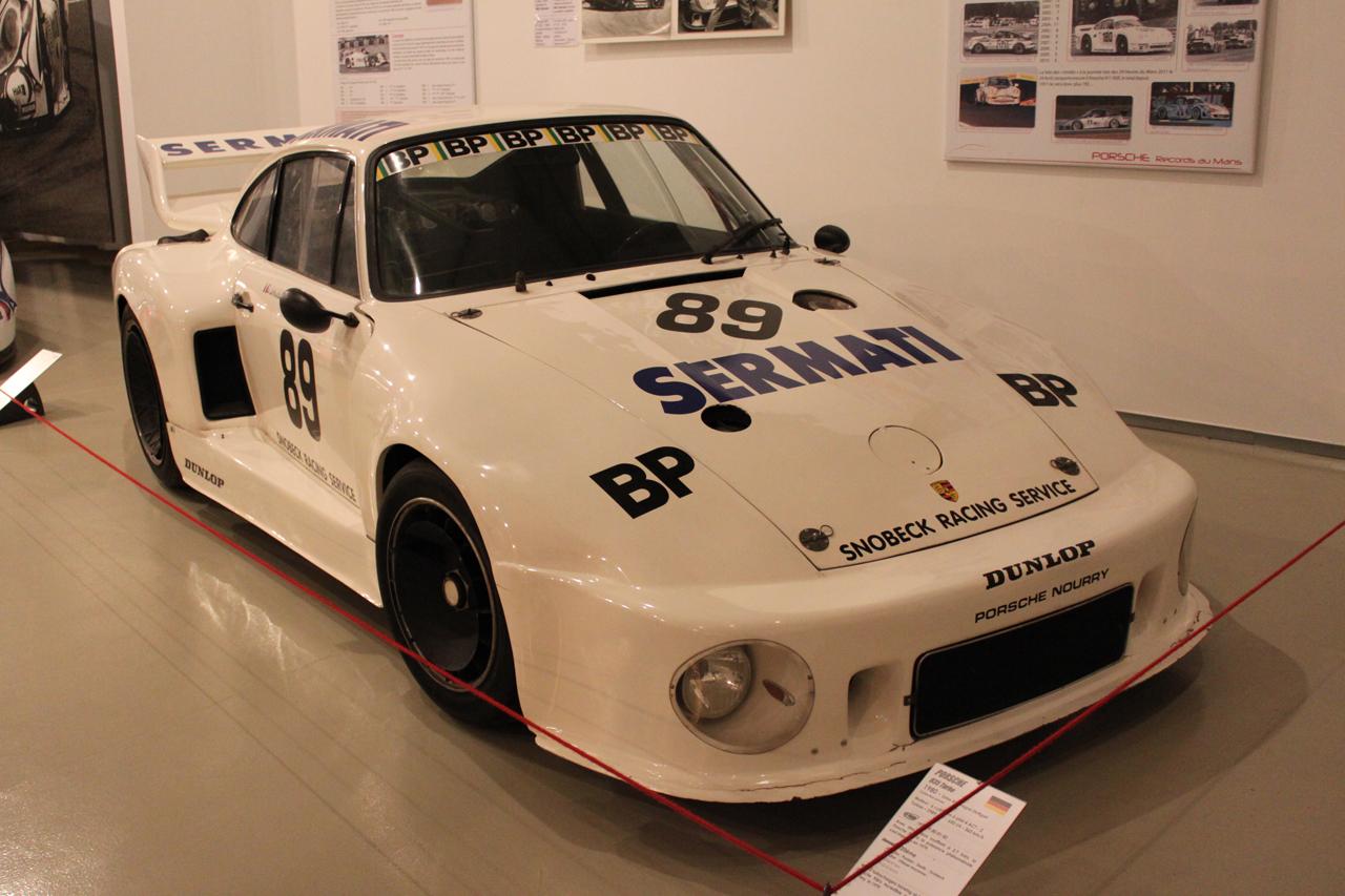 Foto de Museo 24 horas de Le Mans (217/246)