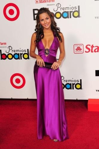 Carmen Villallobos Latin Billboard 2009: todos los looks