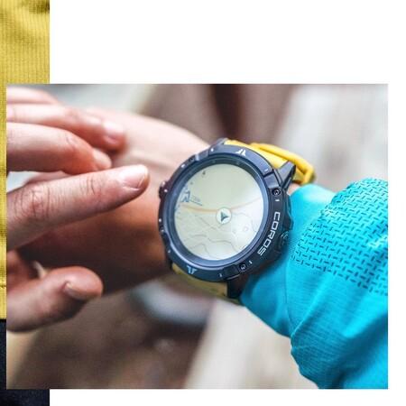 Así es el VERTIX 2, el nuevo reloj deportivo de COROS: preciso y con una batería de muy larga duración