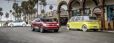 Volkswagen confirma que construirá el I.D. Crozz y el I.D. Buzz en Estados Unidos