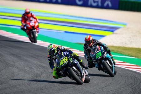 Rossi Morbidelli Motogp 2020