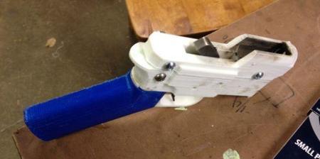 La impresión de pistolas en 3D se hace cada vez más preocupante con esta nueva munición