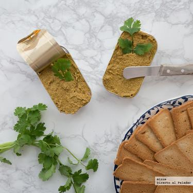 Paté de mejillones: esta es la mejor receta que vas a encontrar