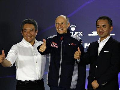 Toro Rosso ya es oficialmente el nuevo conejillo de indias de Honda