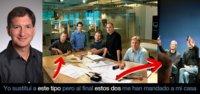 Papermaster podría haber abandonado Apple por sus diferencias con Steve Jobs