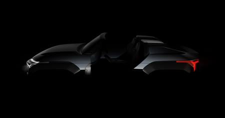 Mitsubishi presentará dos conceptos eléctricos en el Auto Show de Tokio