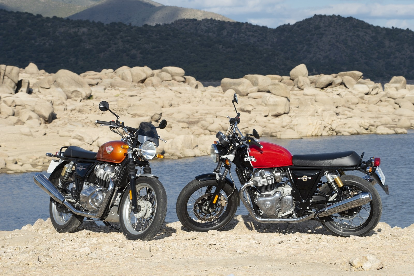 Foto de Royal Enfield Interceptor INT 650 2019, prueba (36/51)