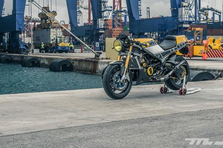 Yamaha Rd350 Crazy Carbon 6