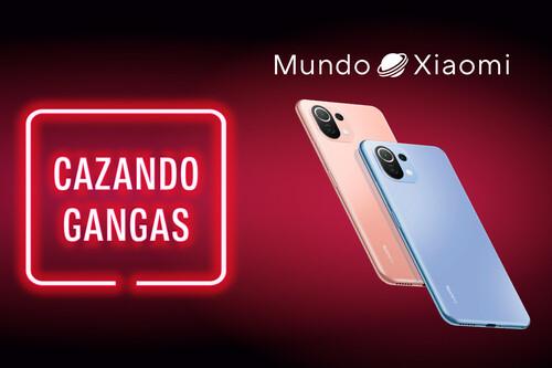 Cazando Gangas: llévate el Mi 11 Lite por debajo de 300 euros y aprovecha el 3x2 en productos Smart TV en Media Markt