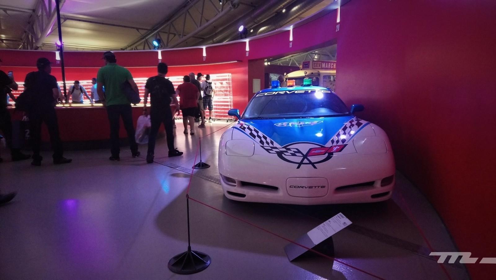 Foto de Museo de las 24 Horas de Le Mans (vista general) (9/23)