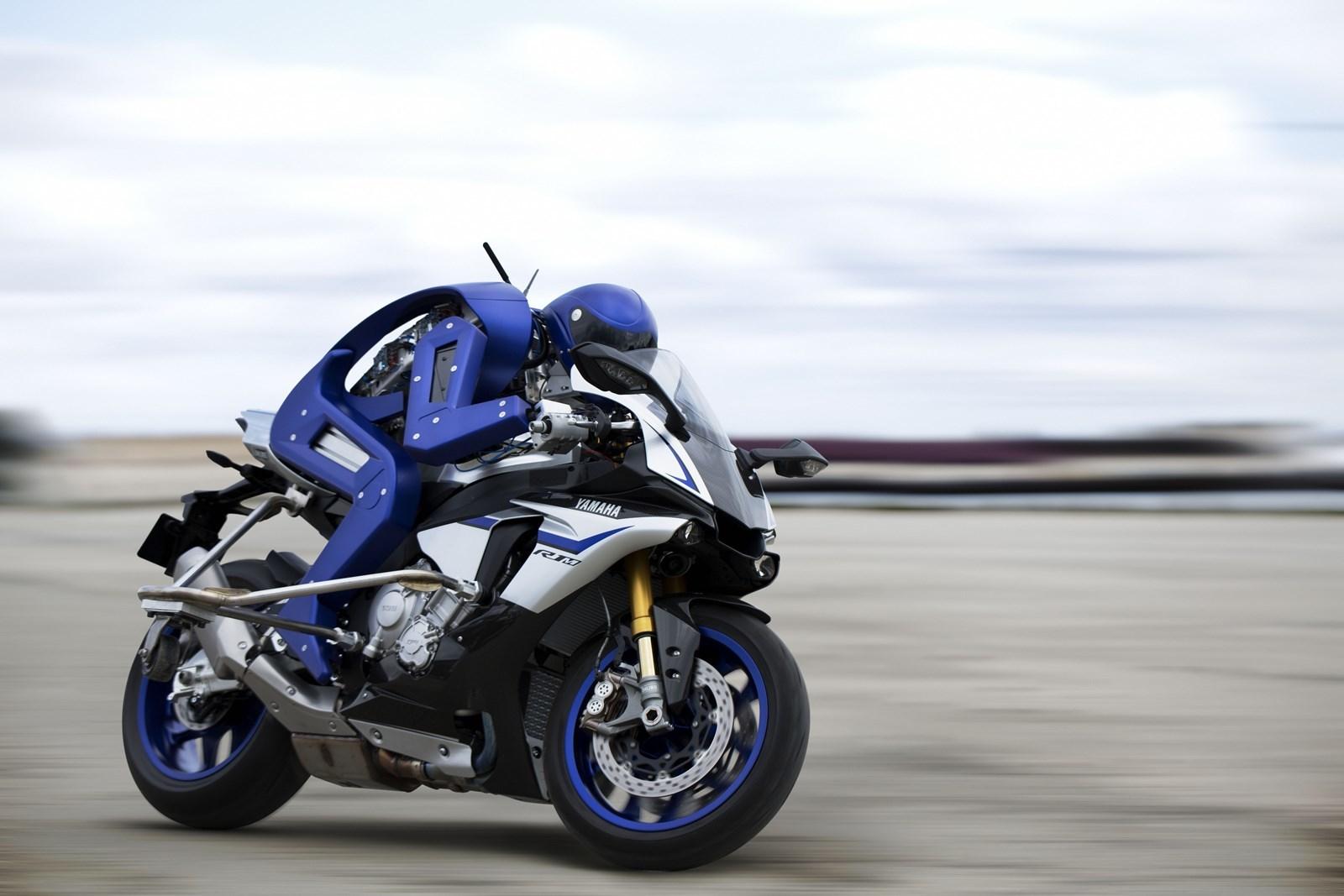 Foto de Yamaha Motobot Versión 1.0 (1/4)