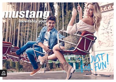Maxi Iglesias y Patricia Montero son la nueva imagen de Mustang