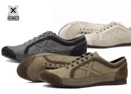 Colección OFFSIDE de zapatillas Munich