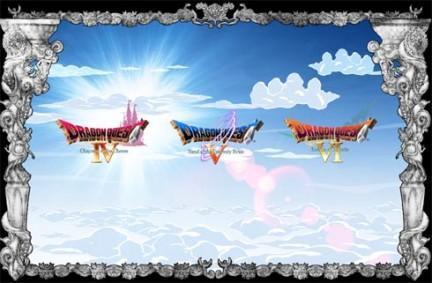 Tres nuevos 'Dragon Quest' llegan a las NDS europeas