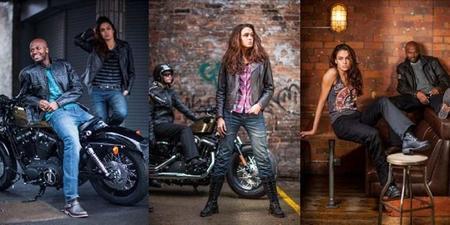 Vaqueros Harley-Davidson para ir protegido y a la moda