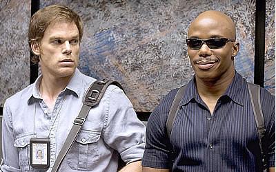 ¿Qué hace Dexter en el late night?