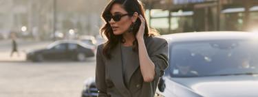 Las calles parisinas nos aportarán inspiración: looks de trabajo (perfectos) con el blazer como protagonista