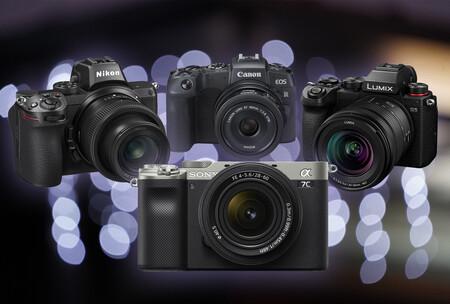 Sony A7C, Nikon Z5, Panasonic Lumix S5, Canon EOS RP... ¿Es el momento de las sin espejo full frame de formato compacto?