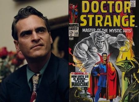 El Doctor Extraño llegará en 2016